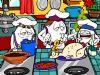 Huevocartoon - Poeta Huevos 4: Cómo preparar la cena de Navidad