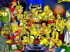 Saint Seiya los Simpsons