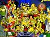 Saint Seiya los Simpsons